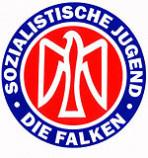"""Logo der """"Sozialistischen Jugend Deutschlands – Die Falken"""""""